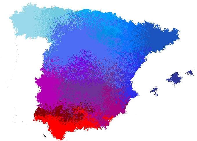 Lingue parlate e dialetti in Spagna