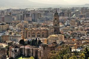 Malaga, una delle città più importanti della costa sud