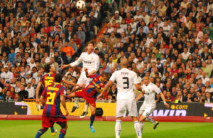 Real Madrid - Barcelona El Clasico del calcio spagnolo - Foto Jan Solo - Flickr.com