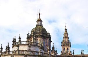 Santiago de Compostela Cattedrale photo Astro Oscar flickr.com/astrooscar