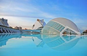Valencia Ciudad de las Artes y las Ciencias photo Cata flickr.com/cata13es
