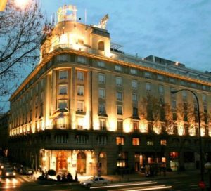Wellington Hotel - Luxury hotel a Madrid