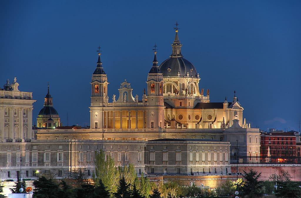 Religione in Spagna: Catedral de la Almudena