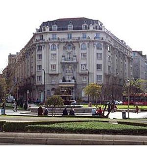 Hotel Carlton - Dormire in albergo 5 stelle a Bilbao