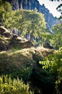 Parco Nazionale della Sierra Nevada - Morfologia delle Spagna