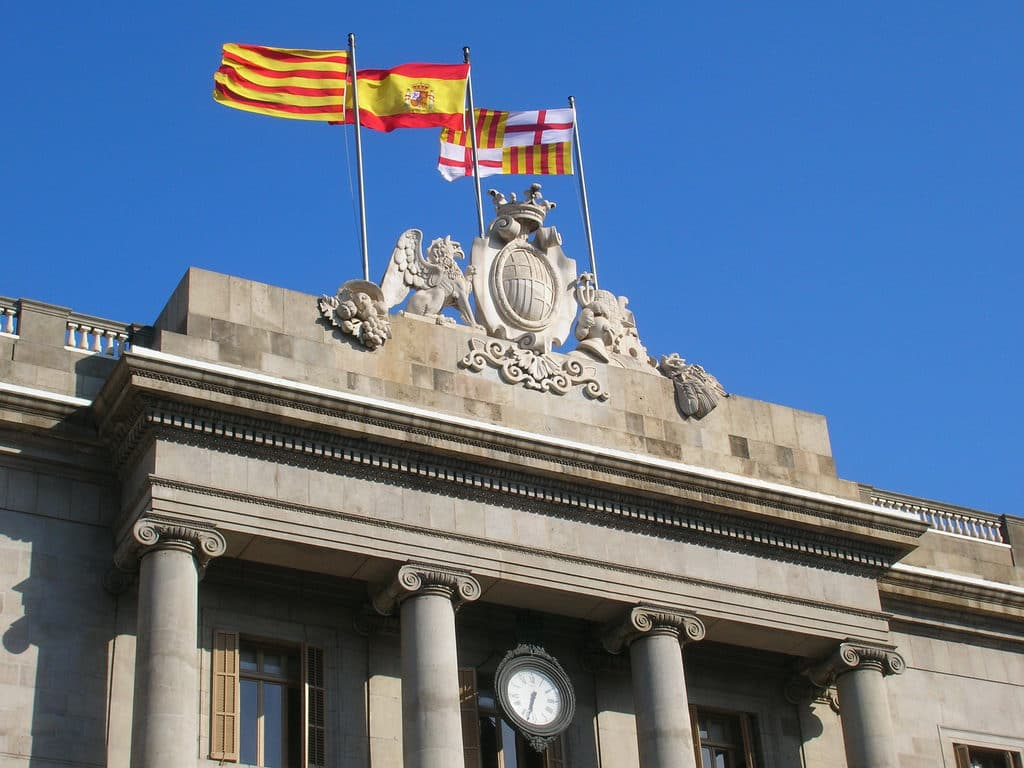 Politica della Spagna - Municipio di Barcellona