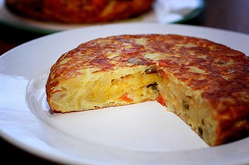 Tortilla Spagnola - uno dei prodotti tipici più buoni e gustosi