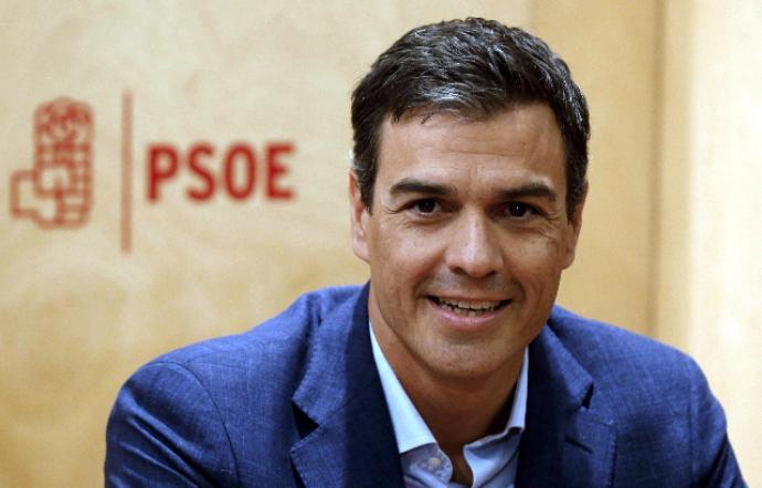 Sanchezm PSOE Presidente Spagnolo